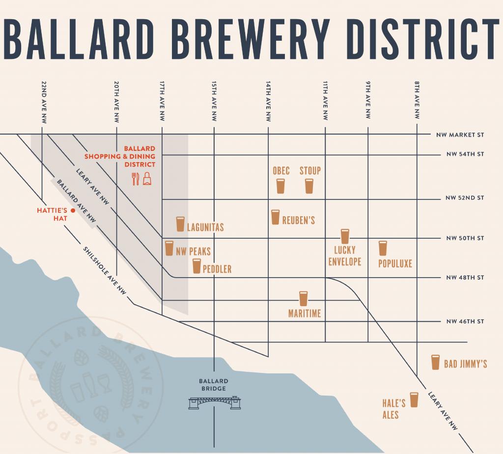 ballard craft brews - visit ballard